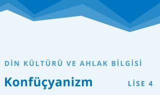 12. Sınıf Din Kültürü ve Ahlak Bilgisi 16.Bölüm