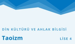 12. Sınıf Din Kültürü ve Ahlak Bilgisi 18.Bölüm