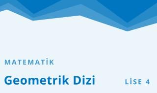 12. Sınıf Matematik 16.Bölüm