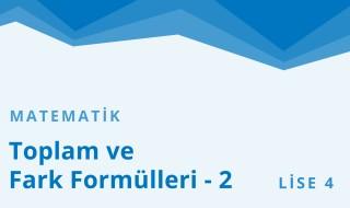 12. Sınıf Matematik 23.Bölüm