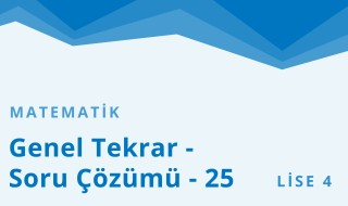 12. Sınıf Matematik 58.Bölüm