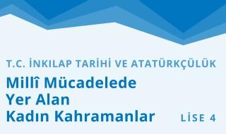 12. Sınıf T.C. İnkılap Tarihi ve Atatürkçülük 13.Bölüm