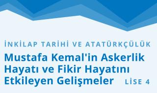 12. Sınıf T.C. İnkılap Tarihi ve Atatürkçülük 3.Bölüm
