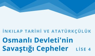 12. Sınıf T.C. İnkılap Tarihi ve Atatürkçülük 9.Bölüm