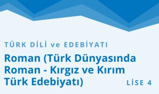 12. Sınıf Türk Dili ve Edebiyatı 2.Bölüm