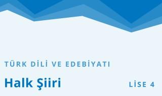 12. Sınıf Türk Dili ve Edebiyatı 27.Bölüm