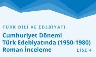 12. Sınıf Türk Dili ve Edebiyatı 33.Bölüm