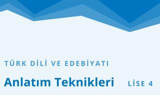 12. Sınıf Türk Dili ve Edebiyatı 38.Bölüm