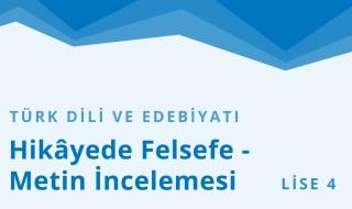 12. Sınıf Türk Dili ve Edebiyatı 48.Bölüm