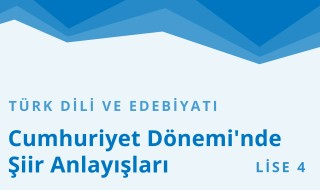 12. Sınıf Türk Dili ve Edebiyatı 49.Bölüm