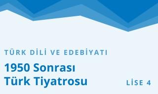 12. Sınıf Türk Dili ve Edebiyatı 53.Bölüm