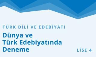 12. Sınıf Türk Dili ve Edebiyatı 54.Bölüm