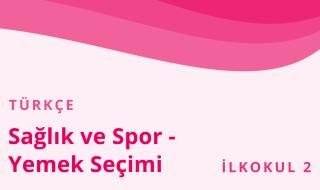 2. Sınıf Türkçe 17.Bölüm