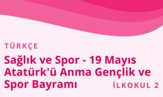 2. Sınıf Türkçe 22.Bölüm