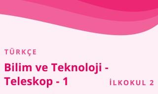 2. Sınıf Türkçe 28.Bölüm