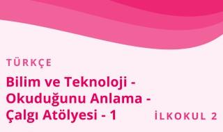 2. Sınıf Türkçe 33.Bölüm