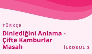 3. Sınıf Türkçe 18.Bölüm