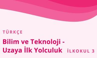 3. Sınıf Türkçe 6.Bölüm