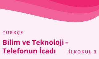 3. Sınıf Türkçe 8.Bölüm