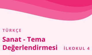 4. Sınıf Türkçe 24.Bölüm