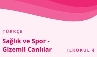 4. Sınıf Türkçe 8.Bölüm