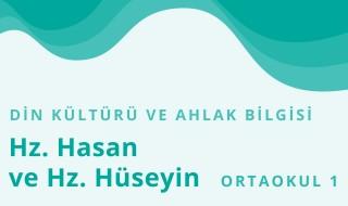 5. Sınıf Din Kültürü ve Ahlak Bilgisi 2.Bölüm