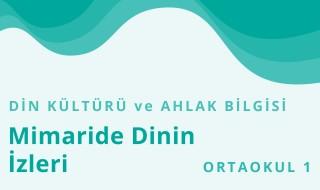 5. Sınıf Din Kültürü ve Ahlak Bilgisi 3.Bölüm