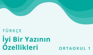 5. Sınıf Türkçe 16.Bölüm