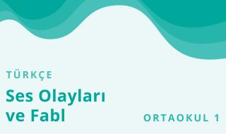 5. Sınıf Türkçe 2.Bölüm