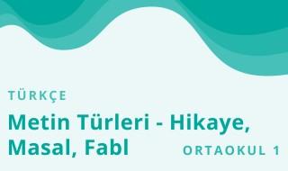 5. Sınıf Türkçe 26.Bölüm