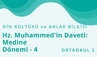 6. Sınıf Din Kültürü ve Ahlak Bilgisi 5.Bölüm