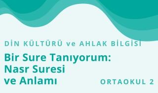 6. Sınıf Din Kültürü ve Ahlak Bilgisi 6.Bölüm