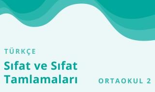 6. Sınıf Türkçe 15.Bölüm