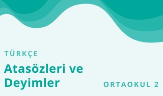 6. Sınıf Türkçe 26.Bölüm