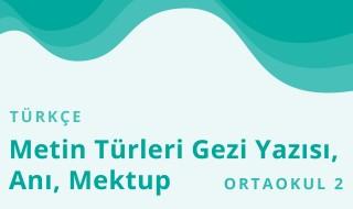 6. Sınıf Türkçe 28.Bölüm