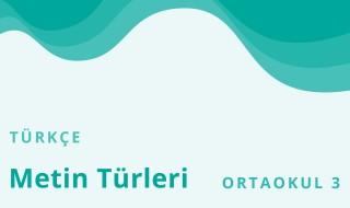 7. Sınıf Türkçe 13.Bölüm