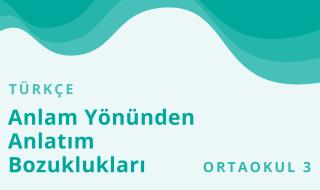 7. Sınıf Türkçe 2.Bölüm