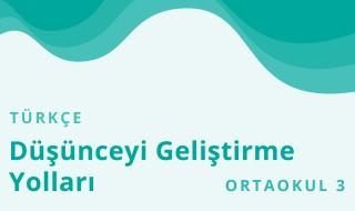 7. Sınıf Türkçe 4.Bölüm