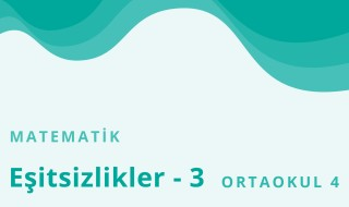 8. Sınıf Matematik 7.Bölüm