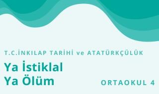 8. Sınıf T.C. İnkılap Tarihi ve Atatürkçülük 21.Bölüm
