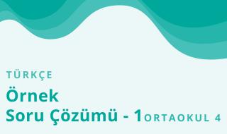 8. Sınıf Türkçe 11.Bölüm