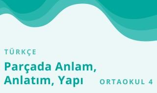 8. Sınıf Türkçe 34.Bölüm