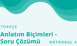 8. Sınıf Türkçe 6.Bölüm