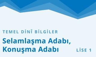 9. Sınıf Anadolu İmam Hatip 16.Bölüm