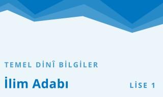 9. Sınıf Anadolu İmam Hatip 19.Bölüm