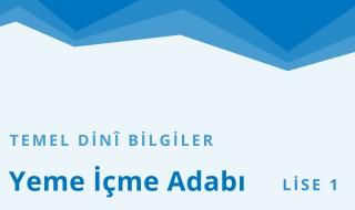 9. Sınıf Anadolu İmam Hatip 22.Bölüm