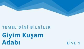 9. Sınıf Anadolu İmam Hatip 25.Bölüm