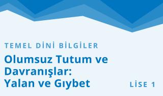 9. Sınıf Anadolu İmam Hatip 4.Bölüm