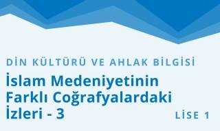 9. Sınıf Din Kültürü ve Ahlak Bilgisi 7.Bölüm