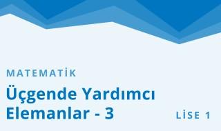 9. Sınıf Matematik 11.Bölüm